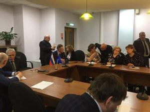 Расширенное заседание политсовета февраль 2018